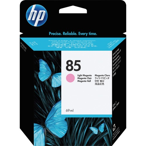 HP No. 85 Ink Cartridge - Light Magenta