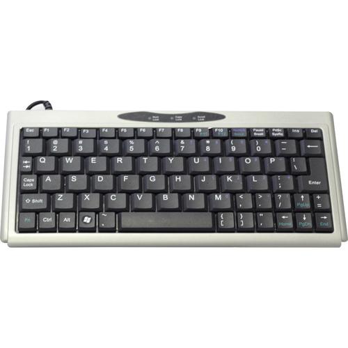 Solidtek Super Mini Keyboard 77 Keys KB-P3100SU