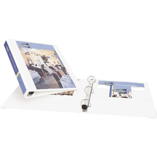 avery extra wide heavy duty view binders with one touch ezd rings