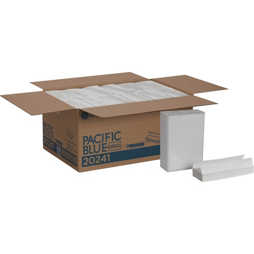 pacific blue select cfold paper towels previously