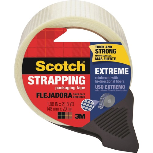 Mmm 8959rd 3m Scotch Extreme Application Packaging Tape