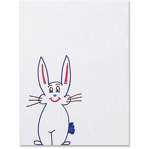 """Pacon Tagboard - Craft, Art - 12"""" (304.80 mm)Width x 18"""" (457.20 mm)Length - 100 / Pack - White"""