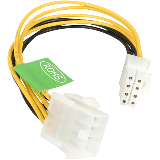 8IN CBL EPS 8PIN PWR EXTENSION