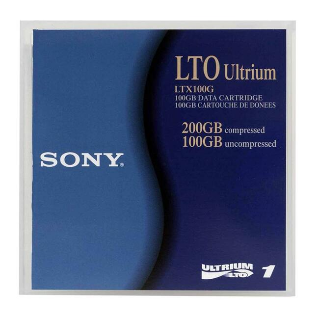 Sony LTX100G Ultrium LTO-1 Data Cartridge