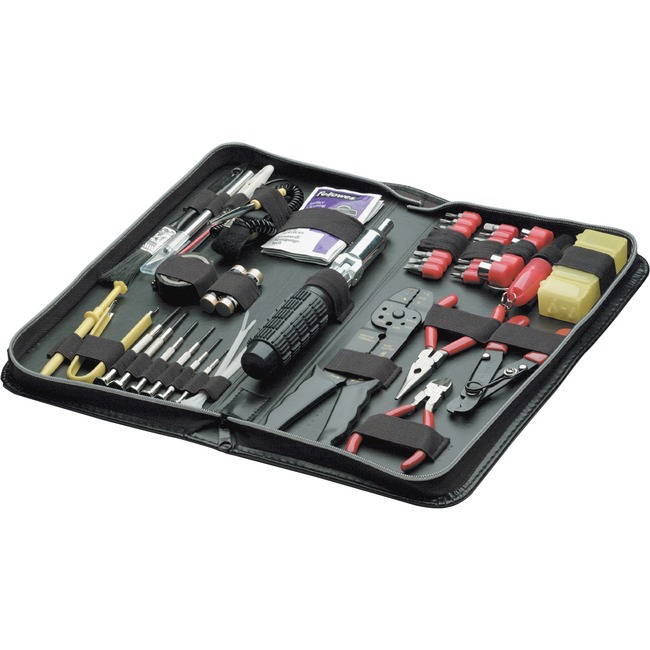 Fellowes Premium Computer Tool Kit-55 Piece
