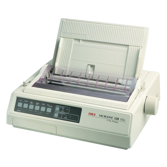 Oki MICROLINE 320 Turbo Dot Matrix Printer - EU Printer