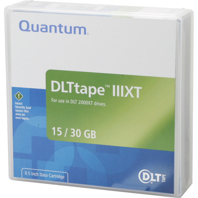 Quantum THXKE01 DLT-2000 Data Cartridge