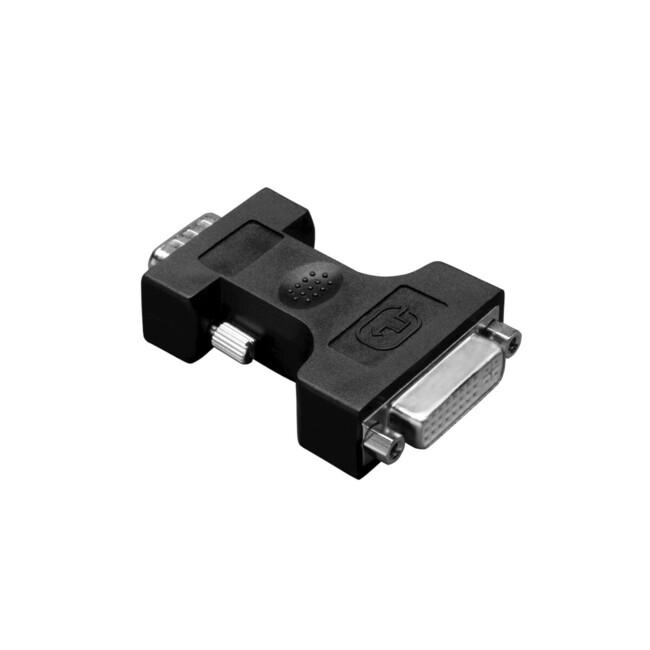 Tripp Lite DVI or DVI-D to VGA HD15 Cable Adapter Converter DVI to VGA Connector F/M
