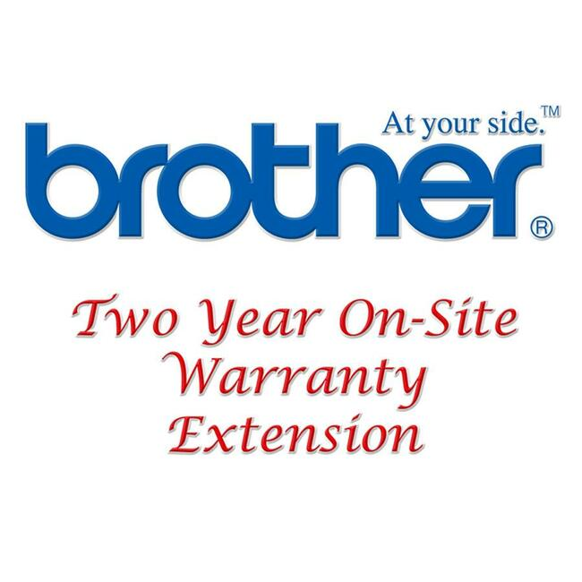 Brother Exchange Service - 2 Year - Service