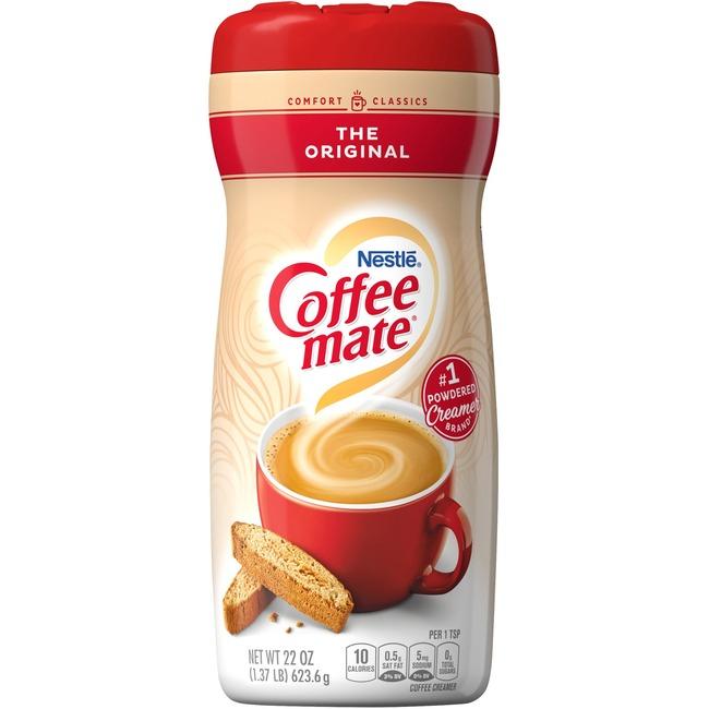 Nestlé® Coffee-mate® Coffee Creamer Original - 22oz Powder Creamer