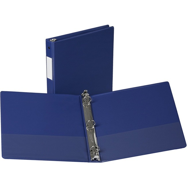 Samsill Clean Touch Antimicrobial Round Ring Binders
