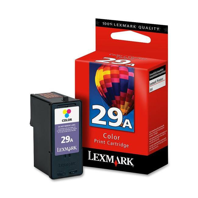 Lexmark No. 29A Color Ink Cartridge