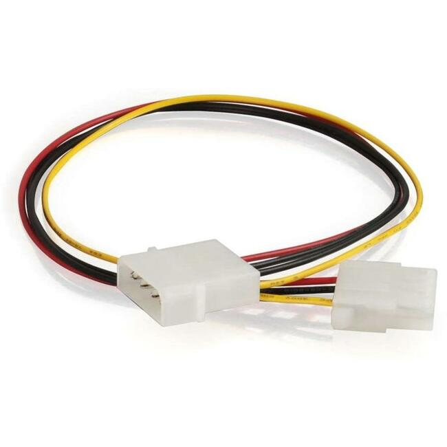 Power  Cables - Internal Power - Male - Internal Power - Female - 14 Inch