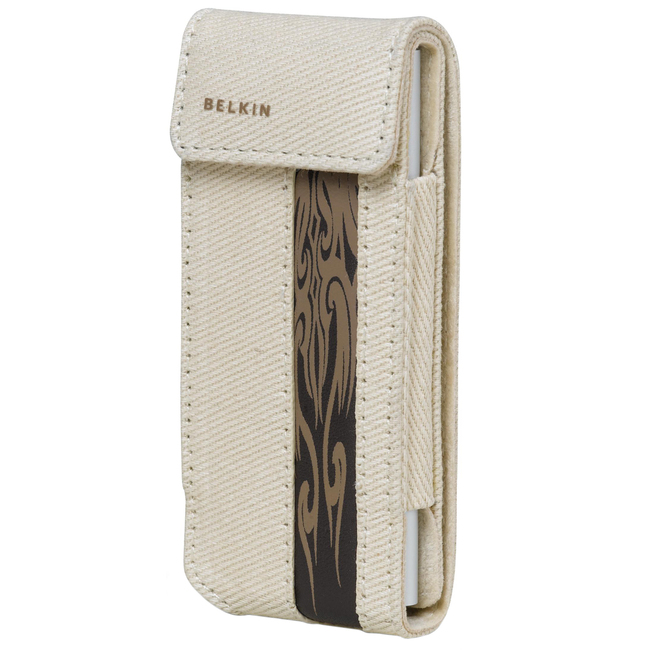 Belkin Canvas Flip Case for iPod nano 2G