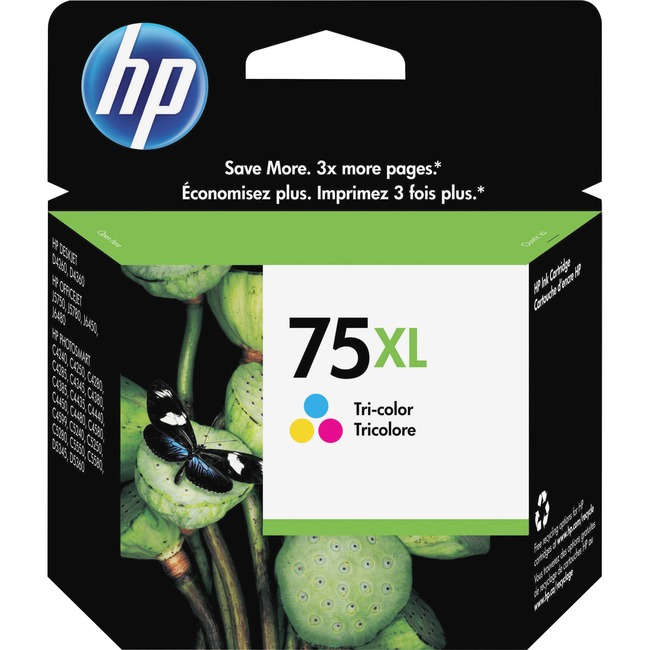 HP 75XL TRICOLOR INKJET P CRTG EAS 24 TO 9999