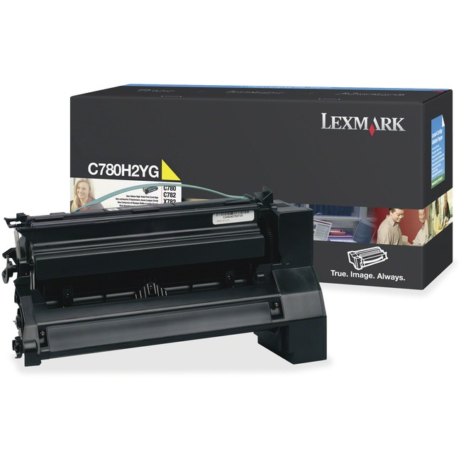Lexmark Toner Cartridge C780H2YG - Large