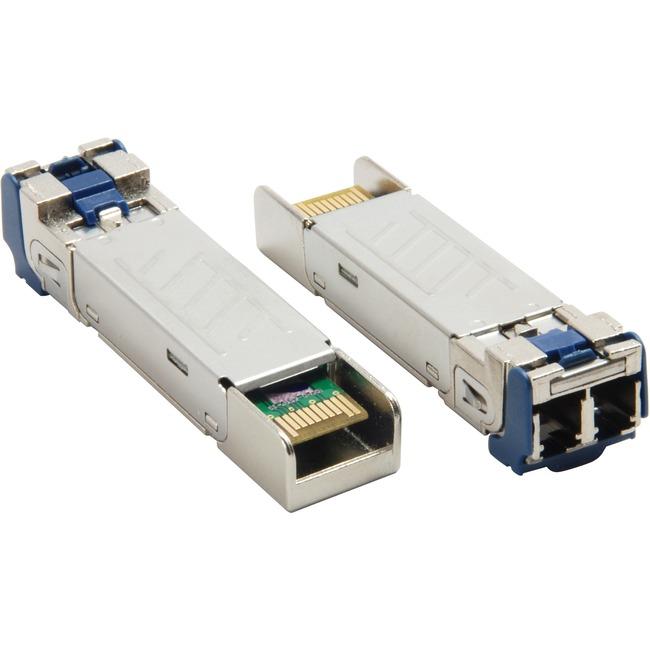 LevelOne GVT-0301 1.25G Single-Mode (LC) SFP Transceiver mini GBIC (10km) - 1 x 1000Base-L