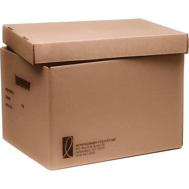 SKILCRAFT File Storage Box