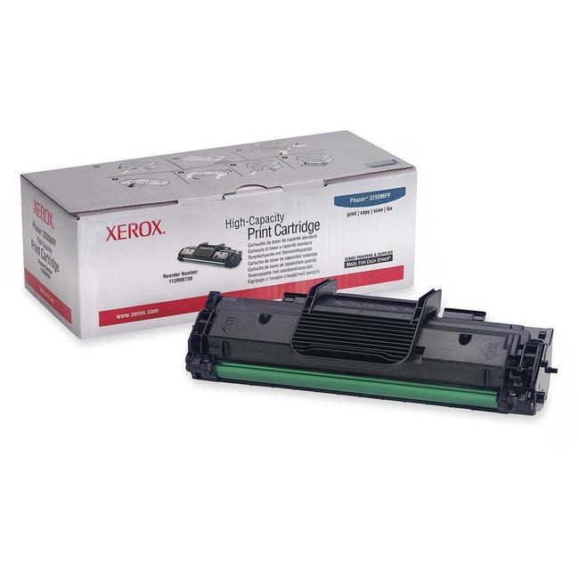 Xerox High-capacity Black Toner Cartridge
