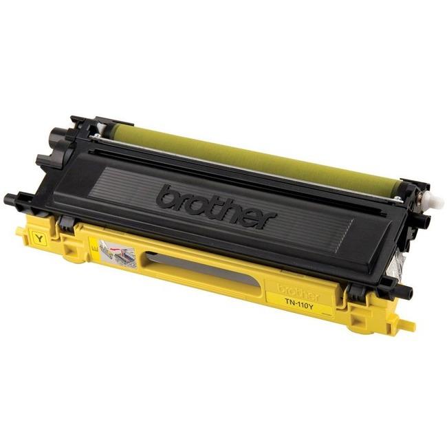 Brother TN110Y Yellow Toner Cartridge