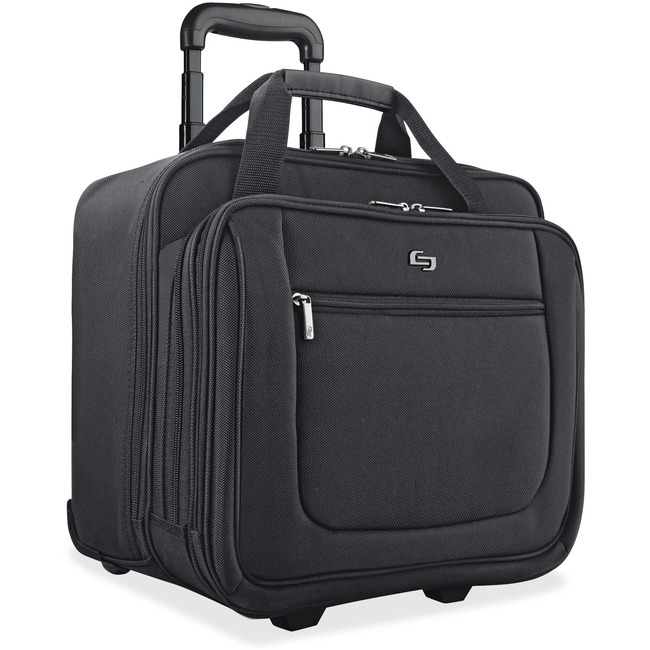 SOLO CLASSIC 17.3IN LAPTOP ROLLING CASE