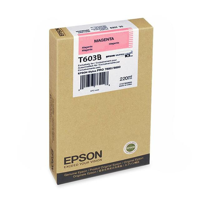 Epson Ultrachrome K3 Magenta Ink Cartridge