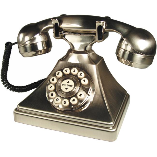 DuVoice Retro Desk Single Line Hospitality Telephone