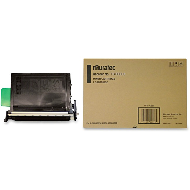 Muratec Toner Cartridge - Black