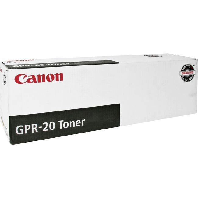 Canon GPR-20 Black Toner Cartridge