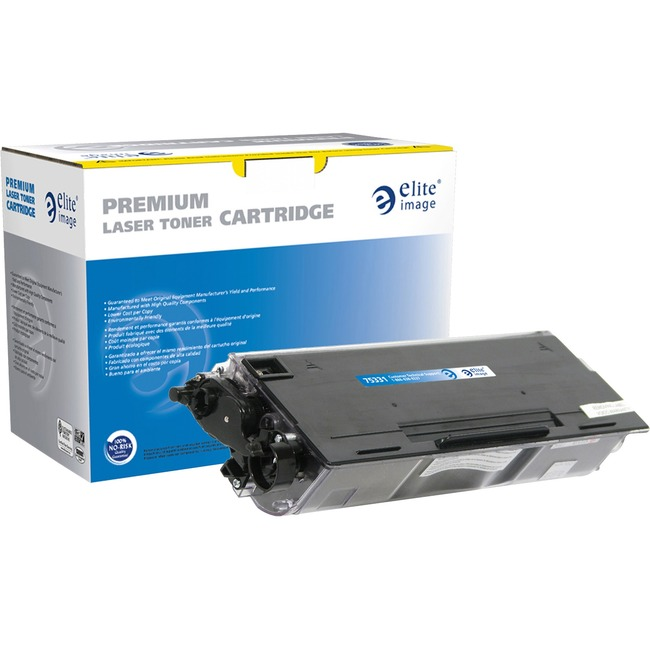 Elite Image Remanufactured Toner Cartridge - Alternative for Brother (TN580)