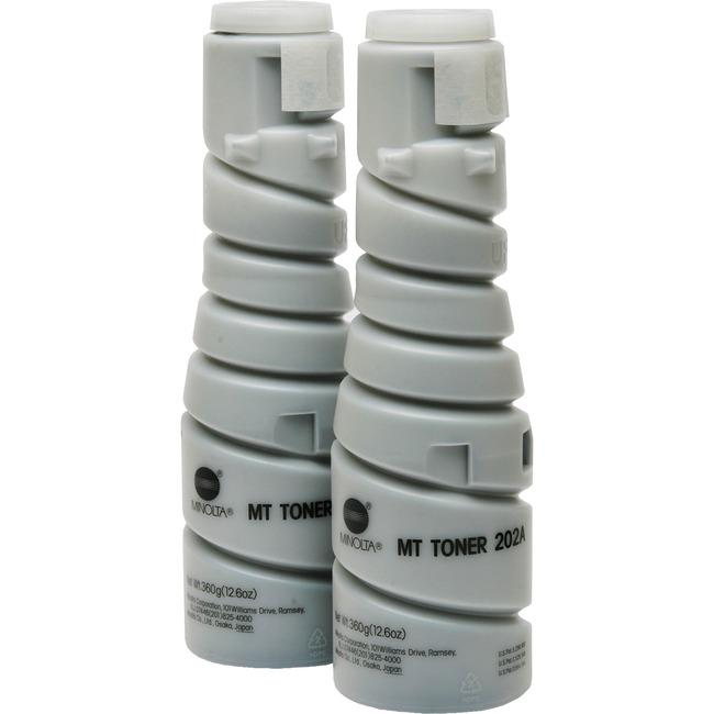 Konica Minolta EP 2080 Black Toner Cartridge