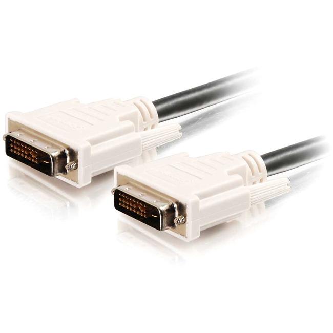 C2G 1m DVI-D M/M Dual Link Digital Video Cable (3.3ft)