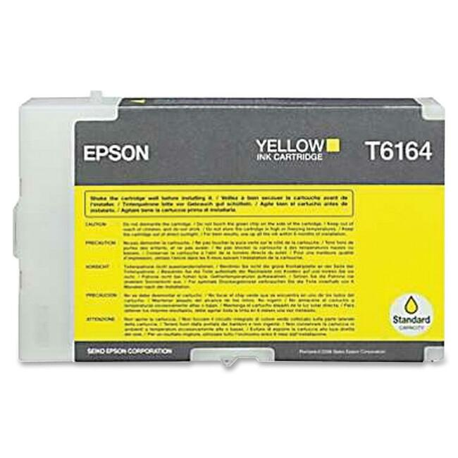 Epson T6164 Ink Cartridge - Yellow