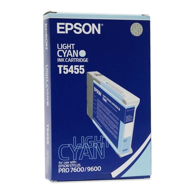 Ink Cartridge - Light cyan - 110 ml - for Epson Stylus Pro 7600/9600 Print Engin