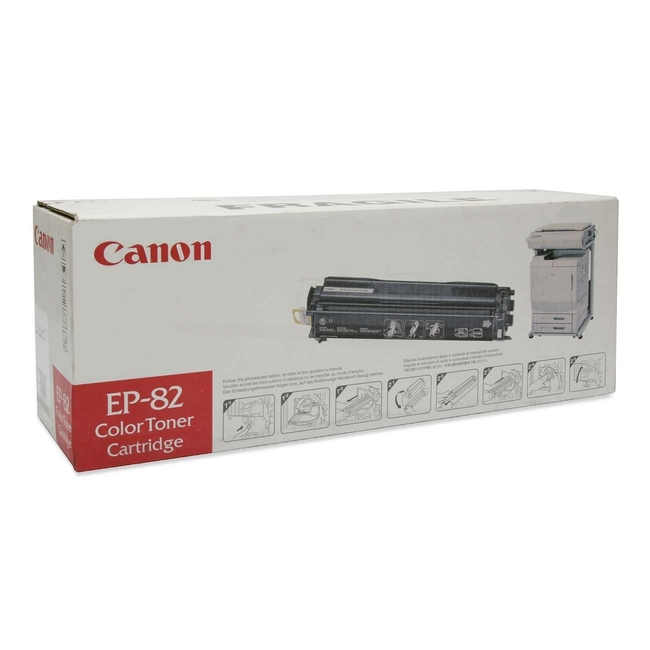 Canon EP-82 Yellow Toner Cartridge