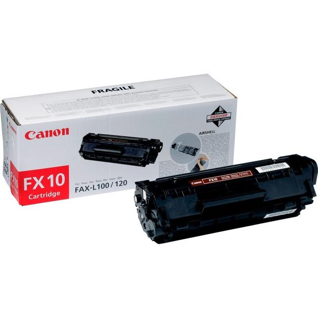 Canon FX 10 Toner Cartridge - Black