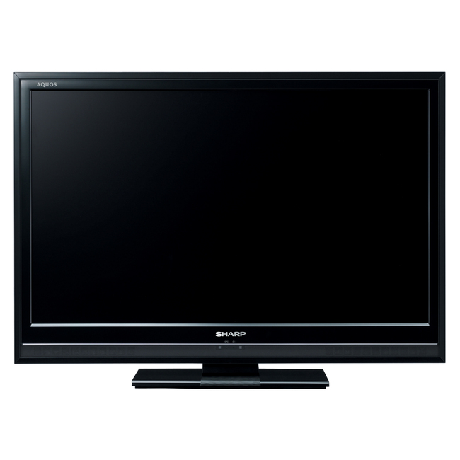 """Sharp AQUOS LC-37D65E 37"""" LCD TV 