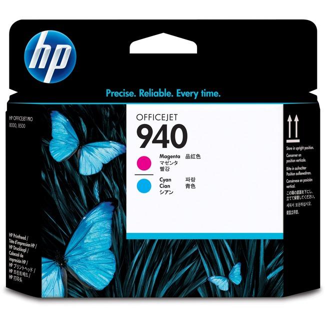 HP 940 Cyan - Magenta Printhead
