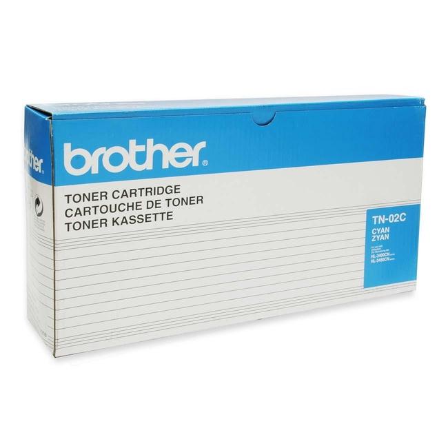 Brother Cyan Toner Cartridge