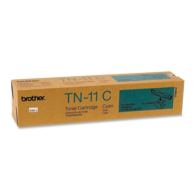 Brother TN-11 Cyan Toner Cartridge