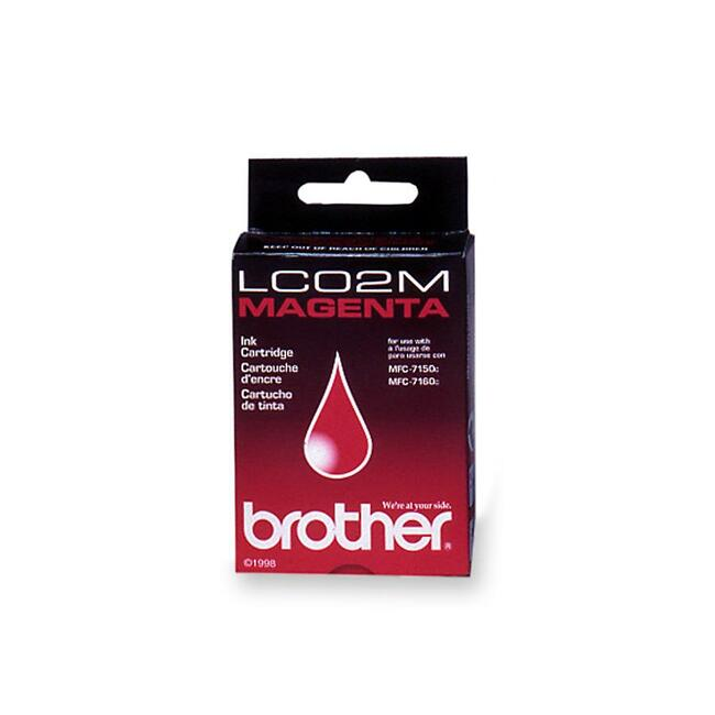 Brother 02M Magenta Ink Cartridge