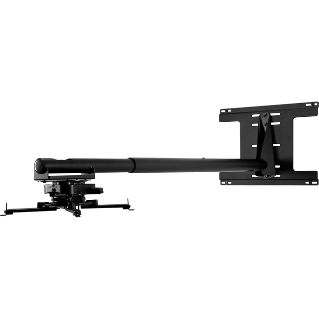 Peerless PSTK-2955-W Universal Short Throw Projector Arm