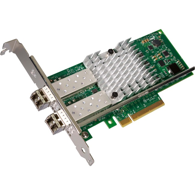 Intel X520-SR2 Fiber Optic Card - PCI Express x8