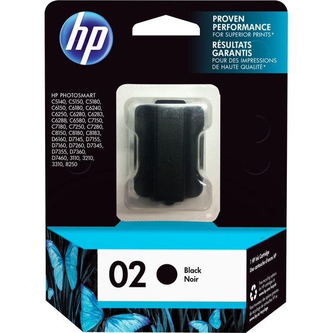 HP 2 Original Ink Cartridge - Single Pack