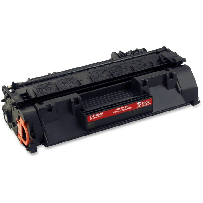 Troy MICR Toner Cartridge - Alternative for HP (CE505A)