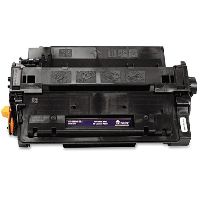 MICR Toner Cartridge, 6000 Page Yield, Black