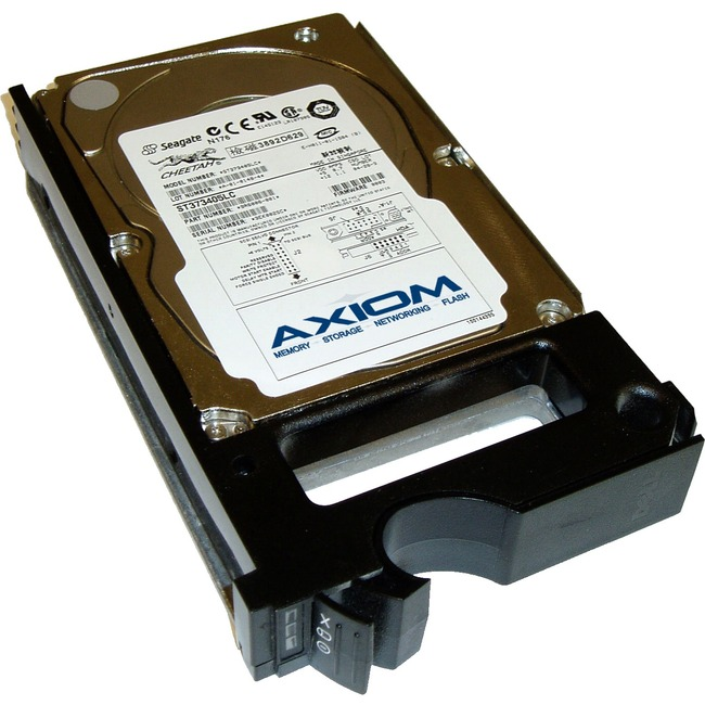 Axiom 146GB 3Gb/s SAS 15K RPM LFF Hot-Swap HDD for IBM - 40K1044 (FRU 82Y1939)