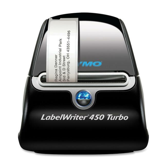 LabelWriter 450 Turbo - Label printer - Monochrome - Direct thermal - 71 labels/