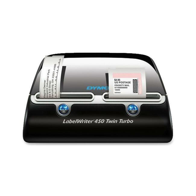 LabelWriter 450 Twin Turbo - Label printer - Monochrome - Direct thermal - 71 la
