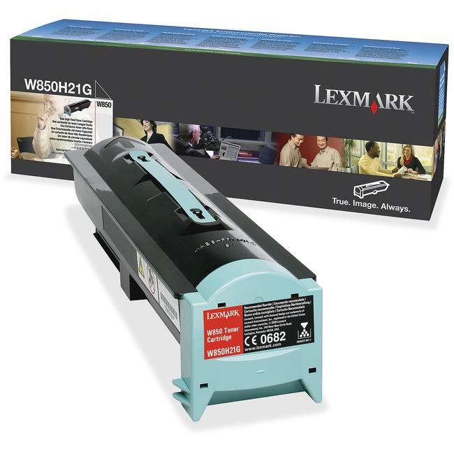 Lexmark Toner Cartridge | Black